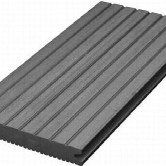 Lame de terrasse Composite - Gris anthracite