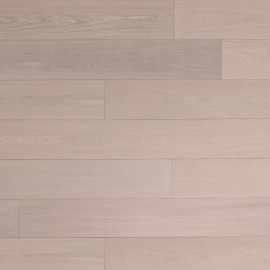 Parquet en chêne contrecollé - Clusone - Cotton White