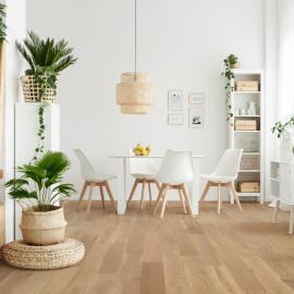 Parquet en chêne contrecollé - Matisse - Natural White